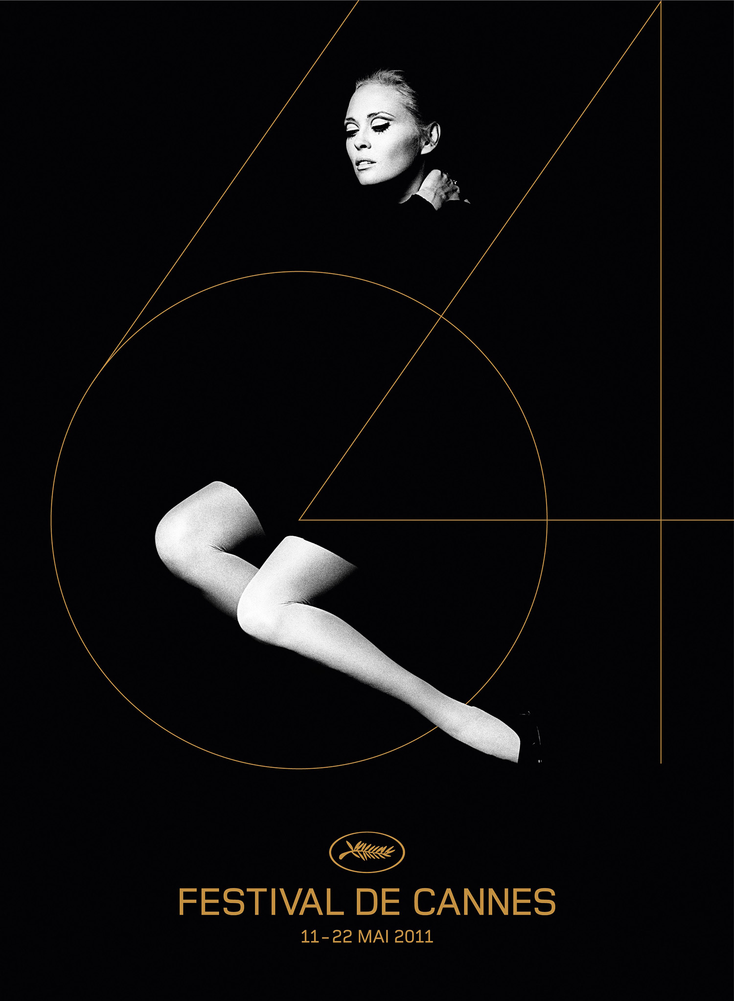 Cannes 2011 - L'affiche officielle