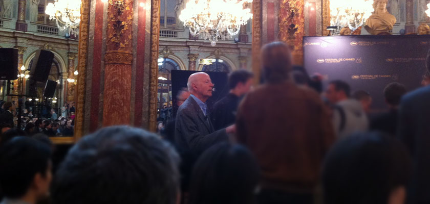 Cannes 2011 : Conférence de presse