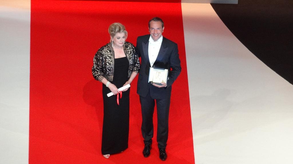 Cannes en live blog sur le festival de cannes 2018 for Vrai nom de jean dujardin